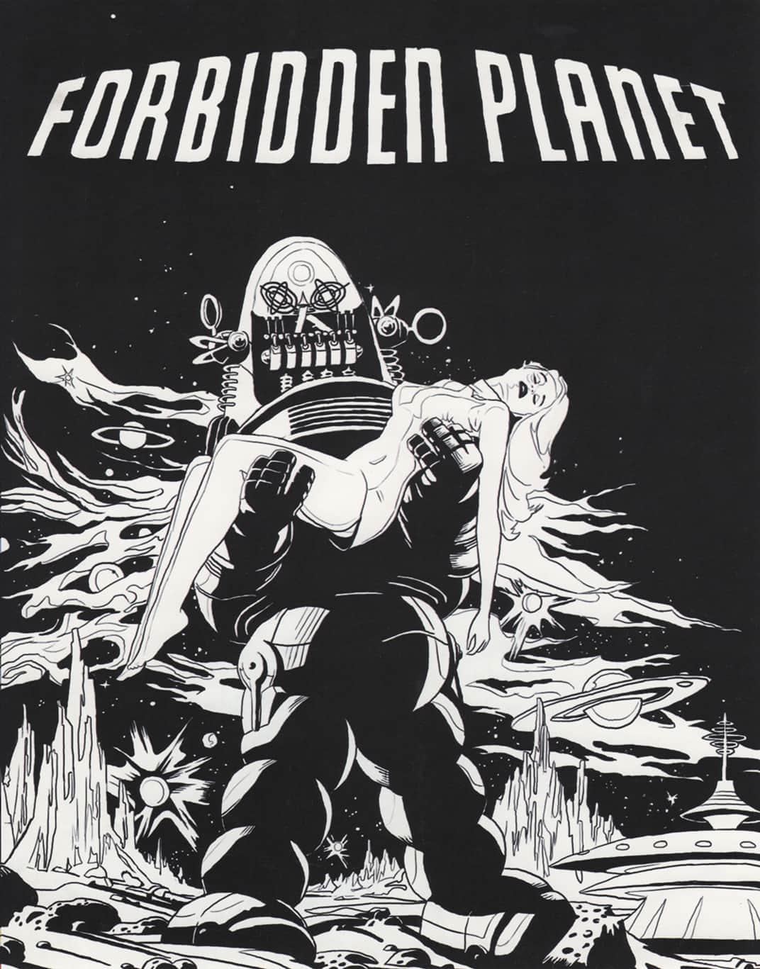 Forbidden Planet 2