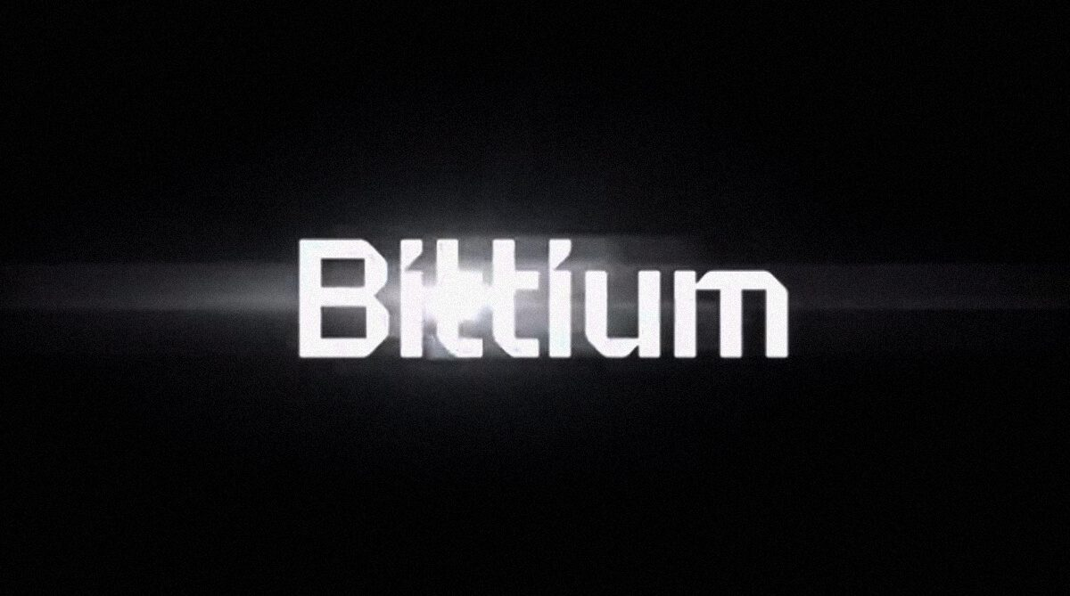 bittium - boot up animation