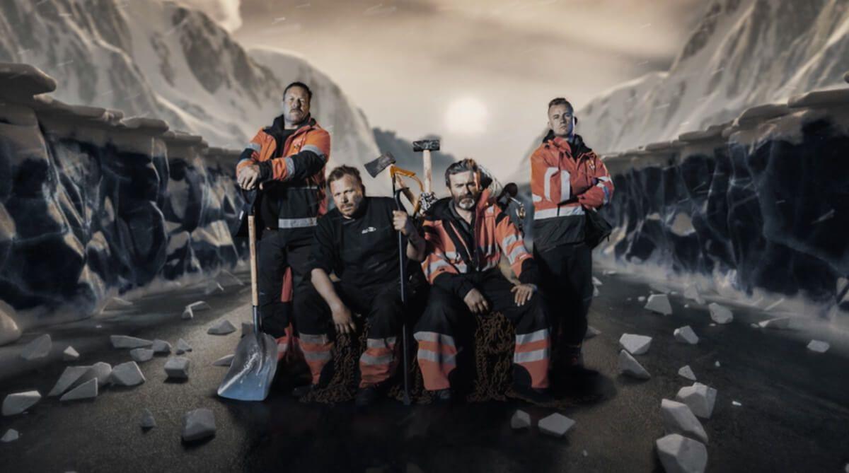 NatGeo - Ice Road Rescue