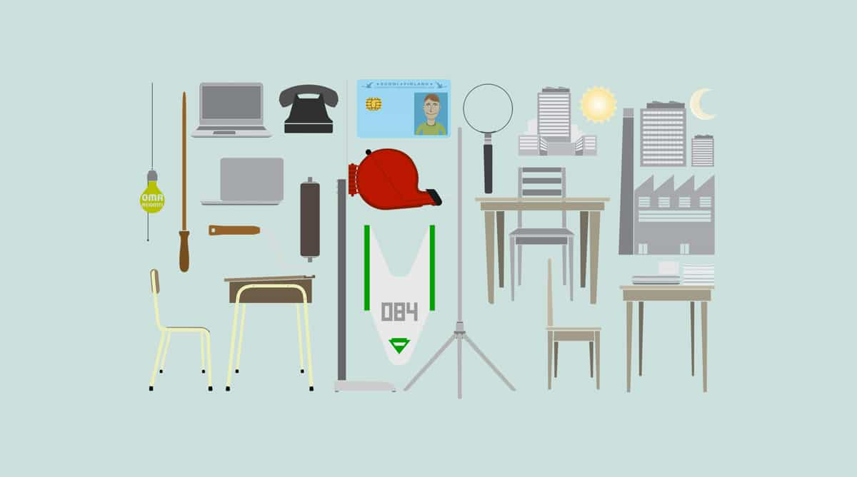 Various animation assets