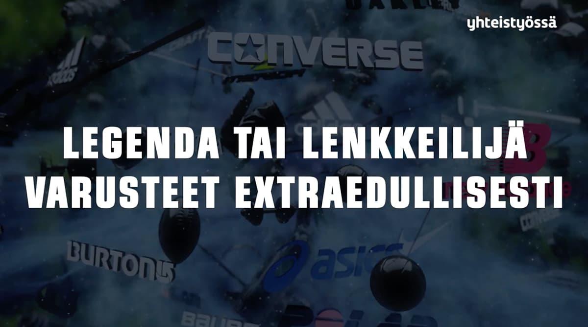 Mertaranta ja Legendat sponsor spot