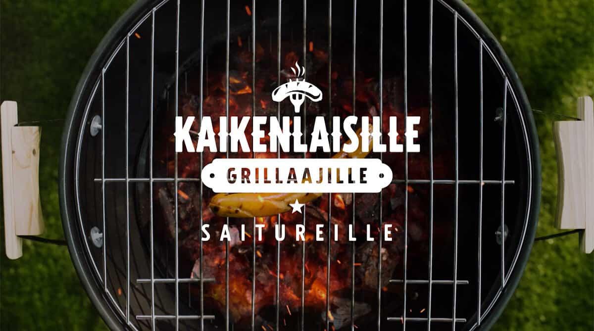 K-Citymarket - Kaikenlaisille Grillaajille - Saitureille