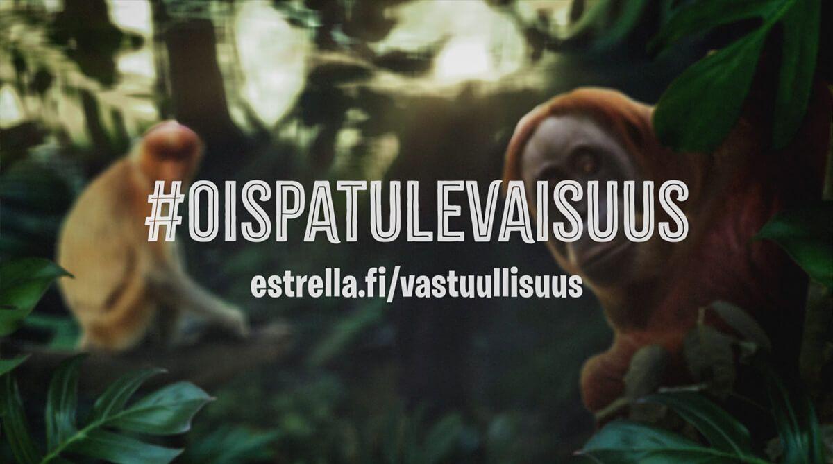 Estrella - #oispatulevaisuus