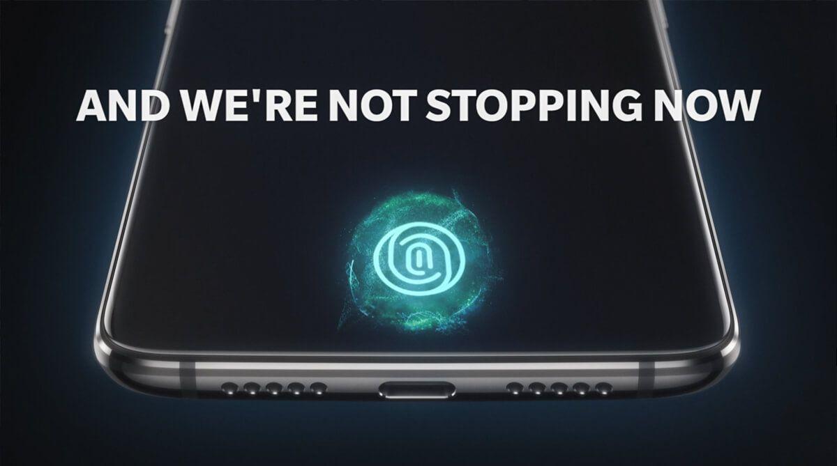 Vanite   OnePlus 6T - Unlocking Throughout History
