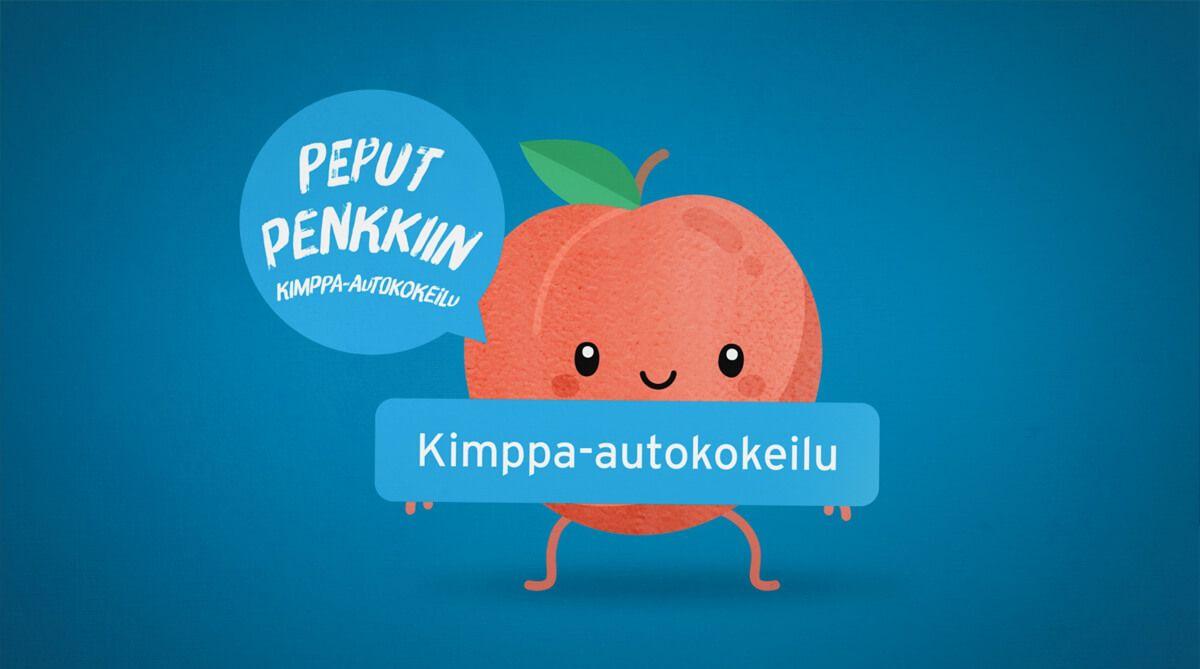 Peput Penkkiin - Kimppa-autokokeilu