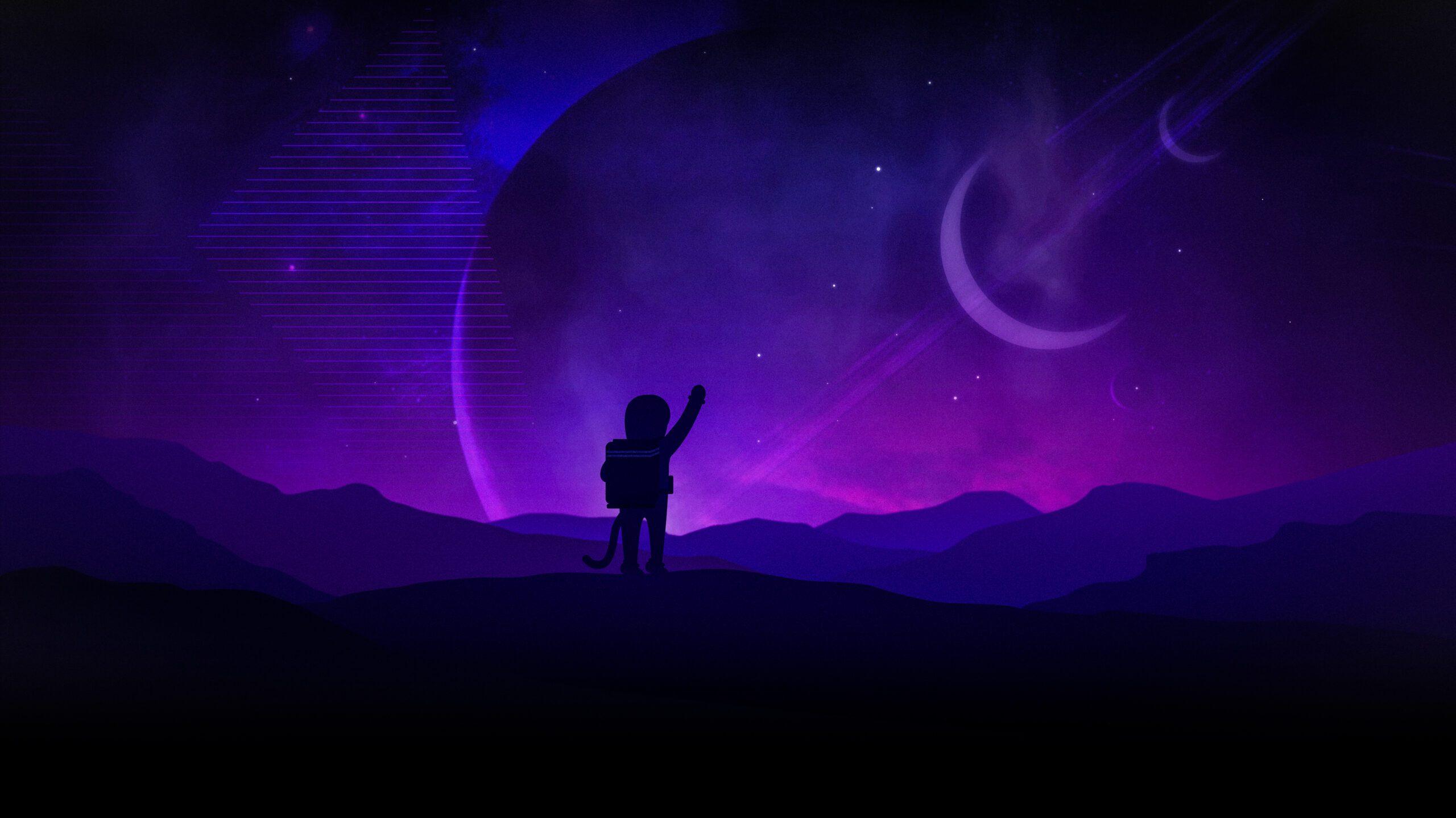 Vanite | Montel Intergalactic - Custom illustrations and Website UI/UX design