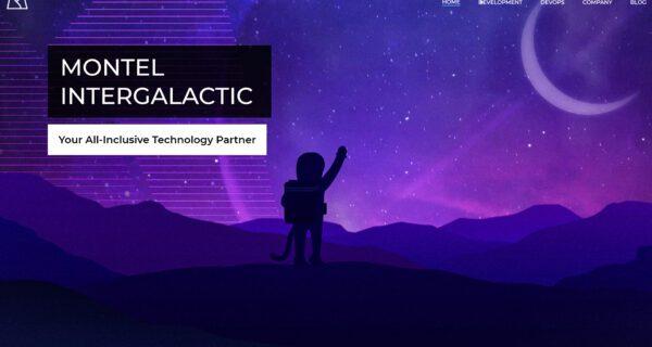 Vanite | Montel Intergalactic - Custom icons, illustrations and Website UI design