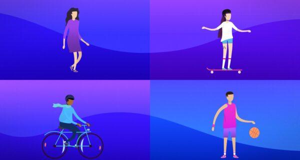 Vanite   Helsingin kaupunki - Helsinki Liikkuu animaatio
