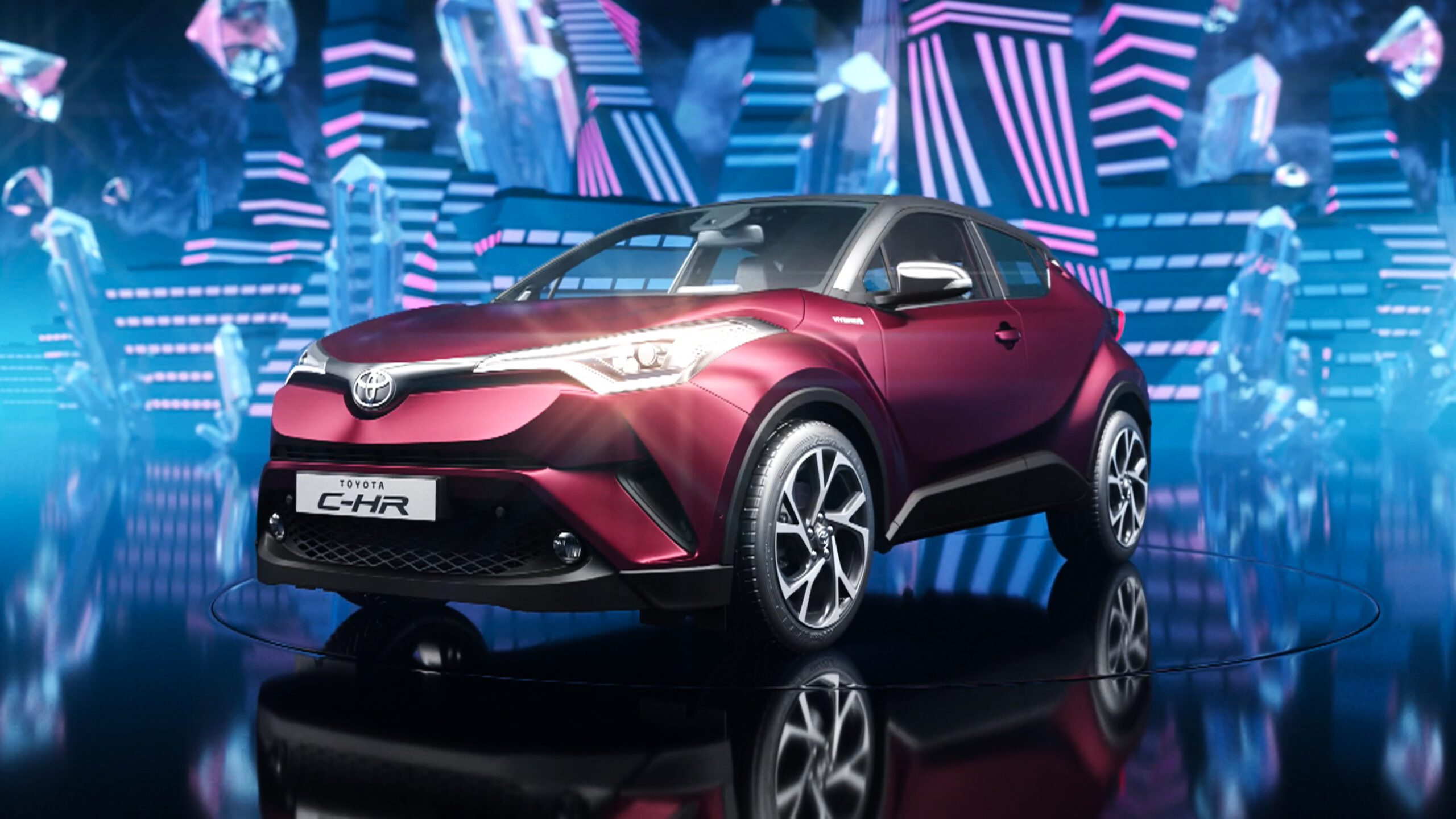 Vanite | Toyota C-HR concept design