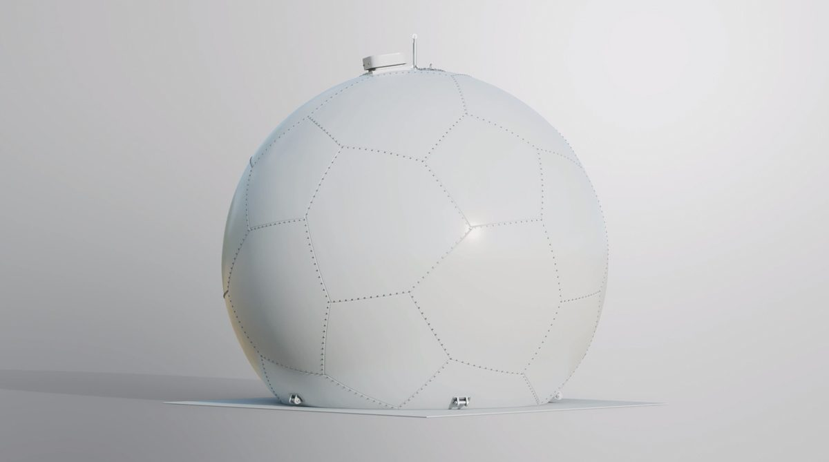 Vaisala - Radar installation animations
