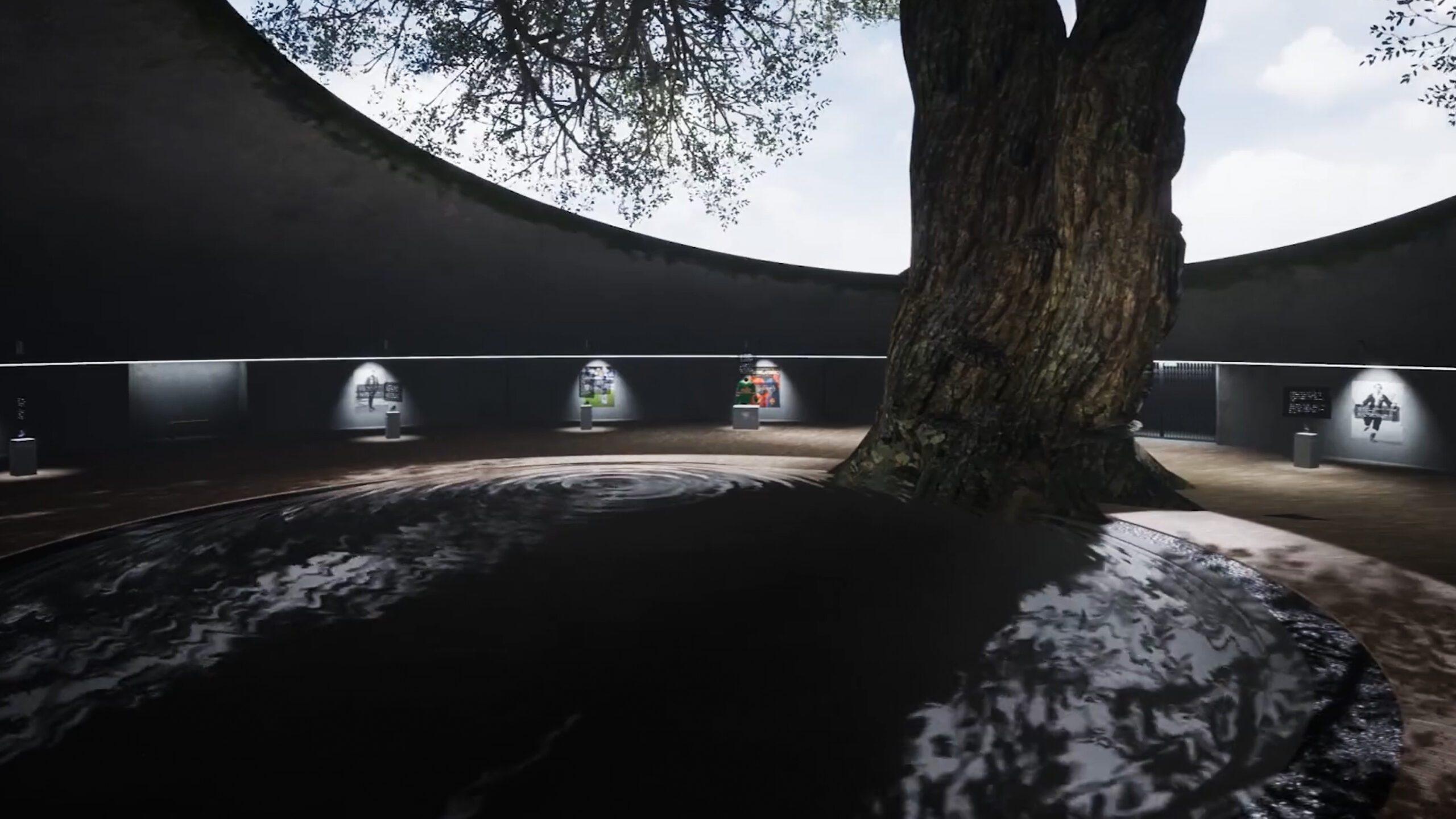 Vanite | Urheilumuseo - Virtual Reality exhibition